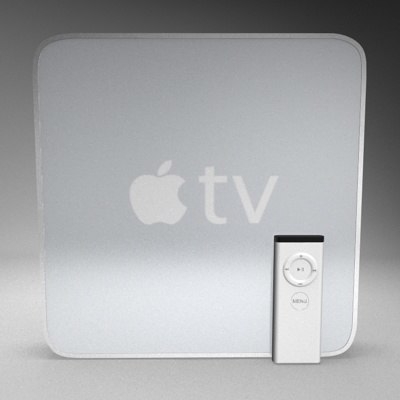 3ds apple tv