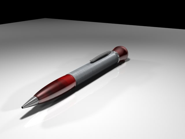 3dsmax pen