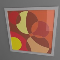 3ds max painting frame image