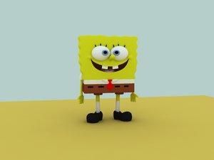 3d model bob