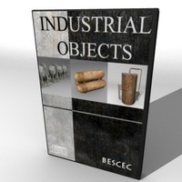 industry objects 3ds.zip