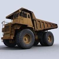 max mining truck
