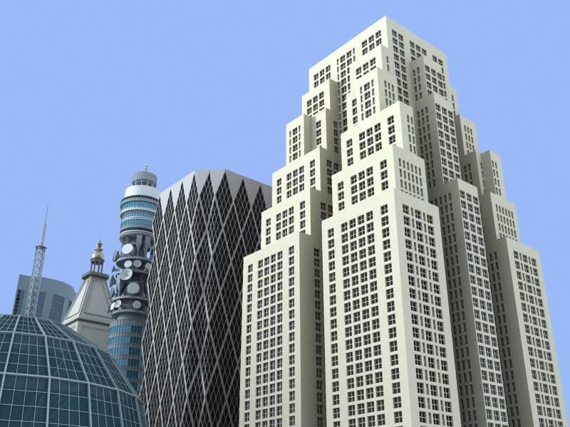 max 6 buildings