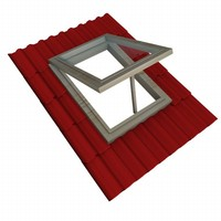 window roof 3ds