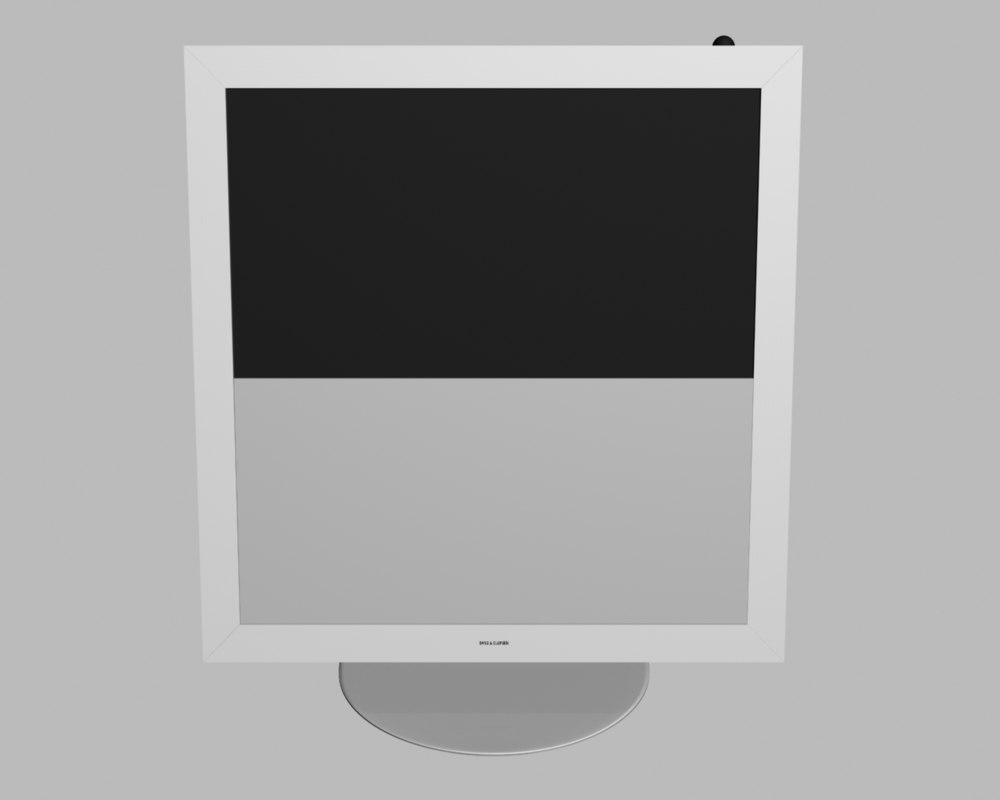 3d max television 5