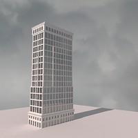 modern build 07 3d 3ds