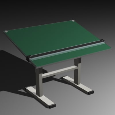 max drawing table