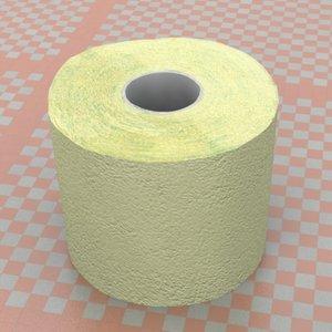 3ds toilet paper