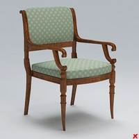 Chair old fashioned017.ZIP