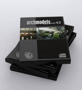 3d archmodels vol 43 model