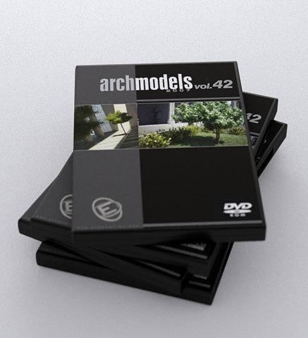 archmodels vol 42 3d model