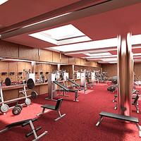 Fitness Center 1503