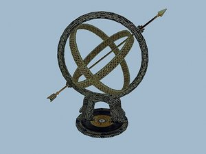 armillary astrolabe max