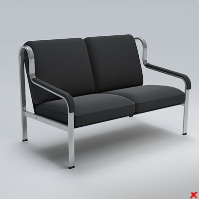 3ds max sofa furniture