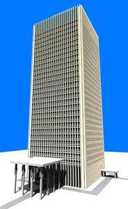max architecture skyscraper building