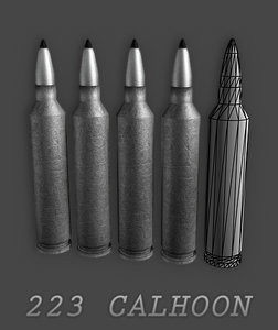free max model 223 calhoon