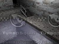 3d chamber scene