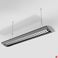 3ds max lamp hanging