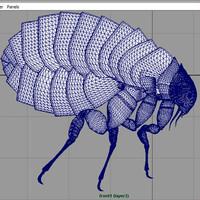 parasite jump 3d model