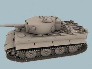 tiger late production max