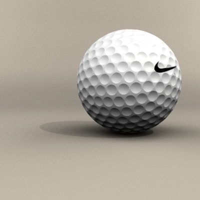 3d golf b