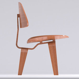 charles eames dining chair max