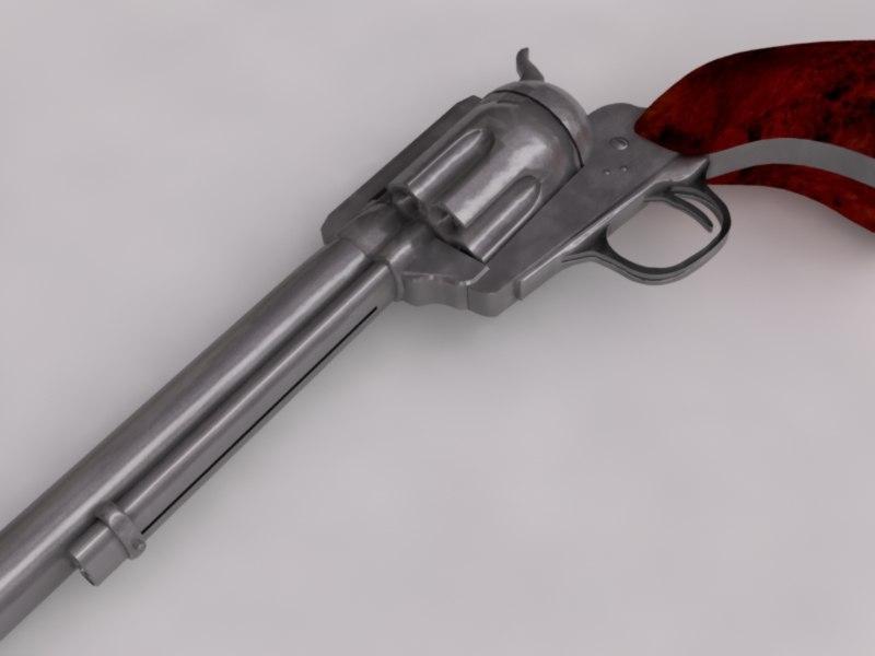 max colt 45 handgun