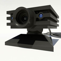 3d eyetoy eye toy model