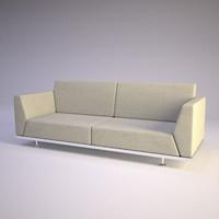 modern sofa table 3d max