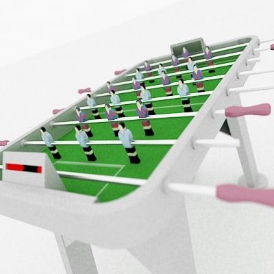 maya fussball table