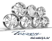 tezzen wheels rims max free