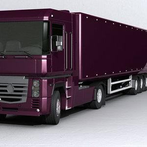 max magnum trailer