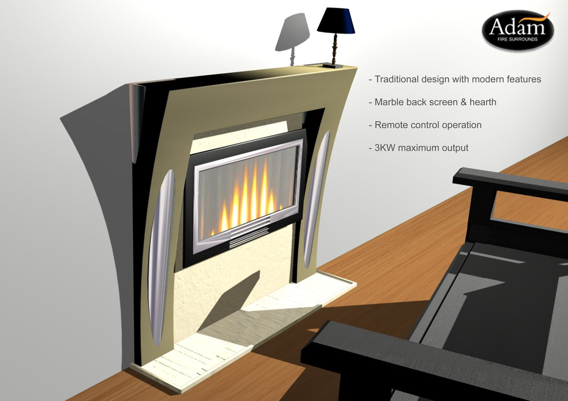 max concept fireplace