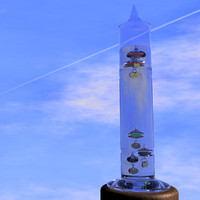 cinema4d galileo thermometer