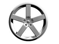 maya alloy wheel