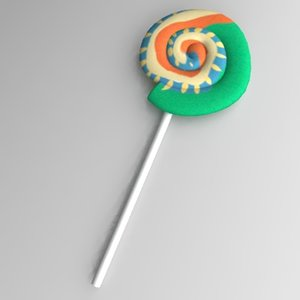 lollipop 3d 3ds