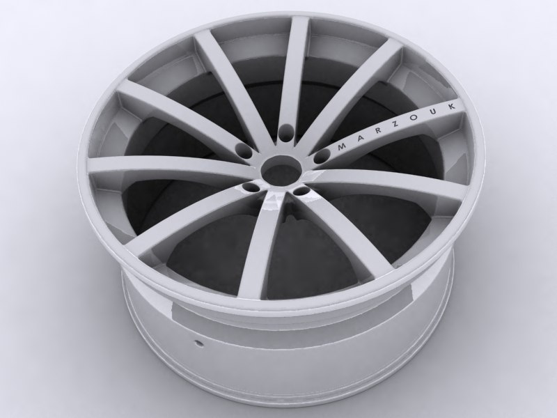 alloy wheel design max