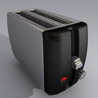 maya toaster toast