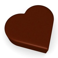 chocolate candy 3d 3ds