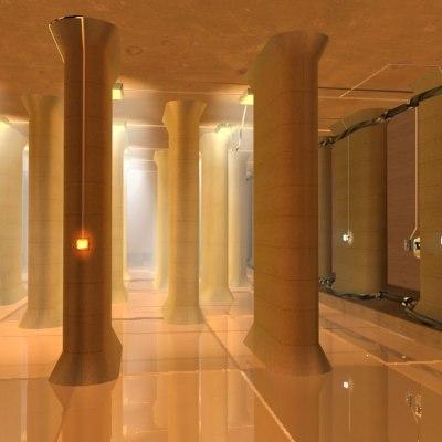 max industrial interior design
