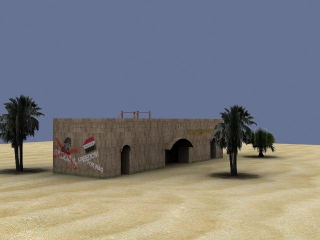 max arabic house