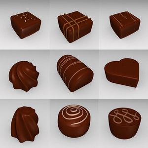 choc chocolate 3ds