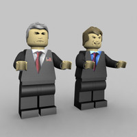 max lego bush blair