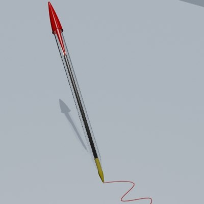 maya pen write