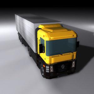 renault magnum truck max