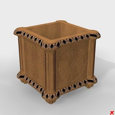 urn 3d 3ds