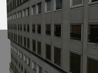 commercial building 3d max