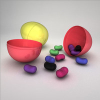 easter egg candy 3d 3ds