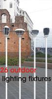outdoor lighting fixtures