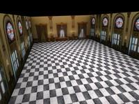 3d max room marriot
